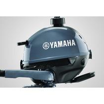Motor Fuera De Borda Yamaha 2,5 Hp 4tiempos -nautica Ramirez