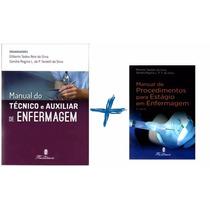 Manual Do Técnico Enfermagem 2ª Ed. + Manual De Procedimento