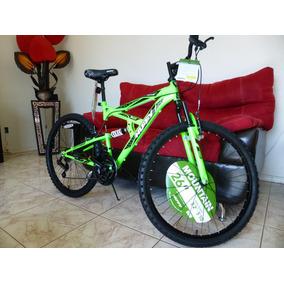 Bicicleta Montaña Huffy 26 Doble Suspension Nueva