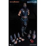 Hot Worldbox Mortal Kombat Sub Zero 1/6 30cm Nuevo Toys