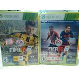 Fifa 17 Nuevo En Caja Original Xbox 360 Envío Gratis Msi Ea