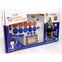 Juego Quimica Biologia Galileo Kit De Ciencia + Microscopio