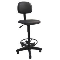 Cadeira Caixa Alta Secretária - Balcão - Portaria - Recepção