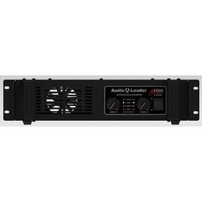 Audio Leader Al 1500 Novo Com Nf E Garantia Frete Gratis