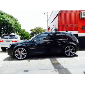 Jg Roda Bmw M6 Gran Coupe Aro 17 Gol Golf+pneus +parafusos