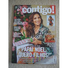 Revista Contigo Ivete Sangalo N°1996 Caio Castro Nanda Costa