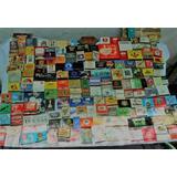 Coleccion Cajas De Fosforos Antiguas 200 Cajas Lote 1