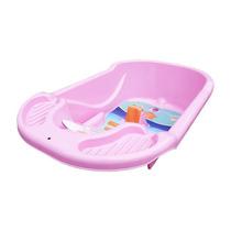 Banheira Para Bebê Ergonômica Rigida A Melhor Tutti Baby