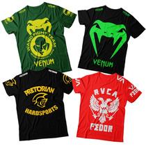 Camisa Camiseta Pretorian Venum Jaco Bad Boy Jiu Jitsu Mma