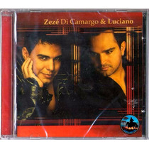 Zezé Di Camargo E Luciano 2002 - Cd Novo E Lacrado.