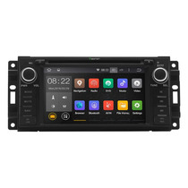 Pantalla Android Jeep Chrysler Ram Dodge Gps Dvd Usb Sd