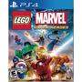 Lego Marvel Ps4 Físico Nuevo Sellado Xstation