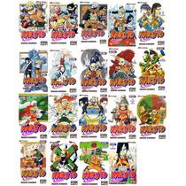 Mangas Naruto Nuevos, Panini Precio Por C/u