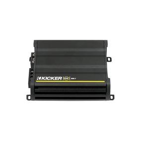 Kicker - Cx Serie Cx600.1 1200w Clase D Amplificador Mono Co