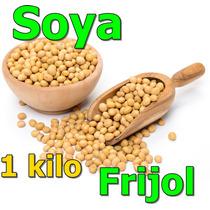 1 Kilo De Soya Entera Frijol Soja Soia Semilla