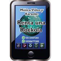 Rockolas! Karaoke En Coacalco, Tultepec, Tultitlan! Barato!