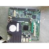 Motherboard Dell Optiplex Gx270 Para Refacciones