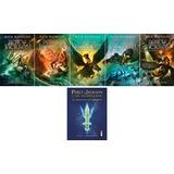 Coleção Percy Jackson & Os Olimpianos Nova Capa (6 Livros) !