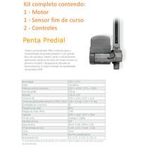 Kit Motor Portão Basculante Ppa Penta 1/2hp 4s Super Veloz