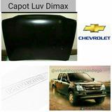 Remato Capot Chevrolet Dmax Hasta 2009