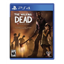 The Walking Dead Complete First Season Mídia Física Novo Ps4
