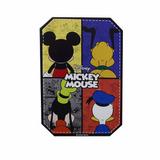 Placa Retro Vintage Mickey Disney Mdf Oficial