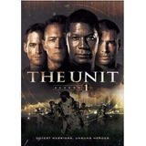 The Unit Tropa De Elite 1ª Temporada Lacrado Com 4 Dvds