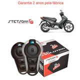 Alarme Presença Honda Biz 125 Es 2009 Stetsom Moto Triplo