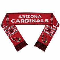 Bufanda De La Nfl Con Luces Arizona Cardinals