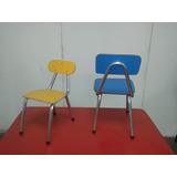Sillas, Mesas Y Pupitres Para Pre-escolar Somos Fabricantes