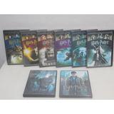 Coleção De Dvd Harry Potter Os 8 Filmes Novos E Lacrado
