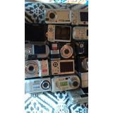 Lote De Cameras Sony 30 Peças Com Defeito Para Tecnicos