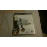 Dead Space 3 Para Ps3 Playstation 3