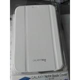 Book Cover Galaxy Note 8.0. N5100. Blanco-crema.