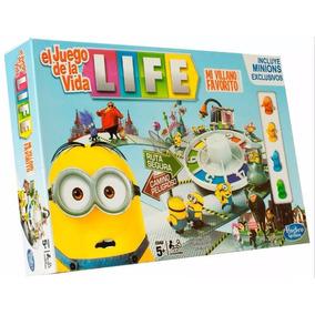 Minions Life Mi Villano Favorito Juego De Mesa Hasbro Edu