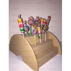 Fibrofacil Candy Porta Chupetines Grande Kiosko 5.5mm