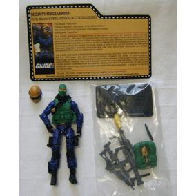 Gi Joe - Joecon Exclusive - Steel Brigade Commander - 2014