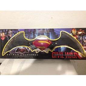 Batarang Sônico Vs Superman Com Luz