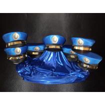Gorra Policia Cotillon