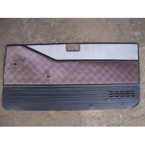 Forro/papelão Porta Fiat Uno 1.6 R -1.5 R Turbo/elba/top