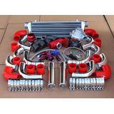 Turbo Kit Universal Para Hondas
