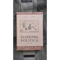 Economía Política De Cj Fuchs