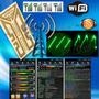 Antena Amplificadora Señal - Celular Wifi Radio Tablet Gps
