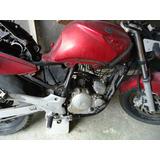 Peças Yamaha Fazer 250 2008 Doc Baixado Sucata Leilao