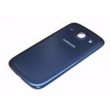 Tampa Traseira Samsung Gt-i8262 Galaxy S3 Neo Promoção Azul