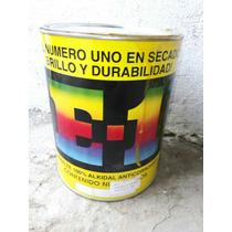 Pintura Esmalte Alquidalico Amarillo Cromo Galon