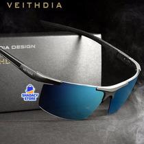 Lentes De Sol Polarizados Veithdia Aluminio Uv400 Accesorios