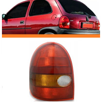 Lanterna Corsa Wind 94 95 96 97 98 99 Tricolor 2 Portas Le