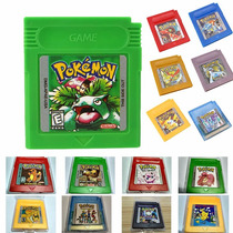 Pokemon Red Blue Green Yellow Silver Gold Emerald - Escolha1