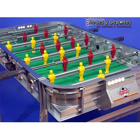 Metegol Aluminio Marca Estadio N2 Jugadores Aluminio Nuevo